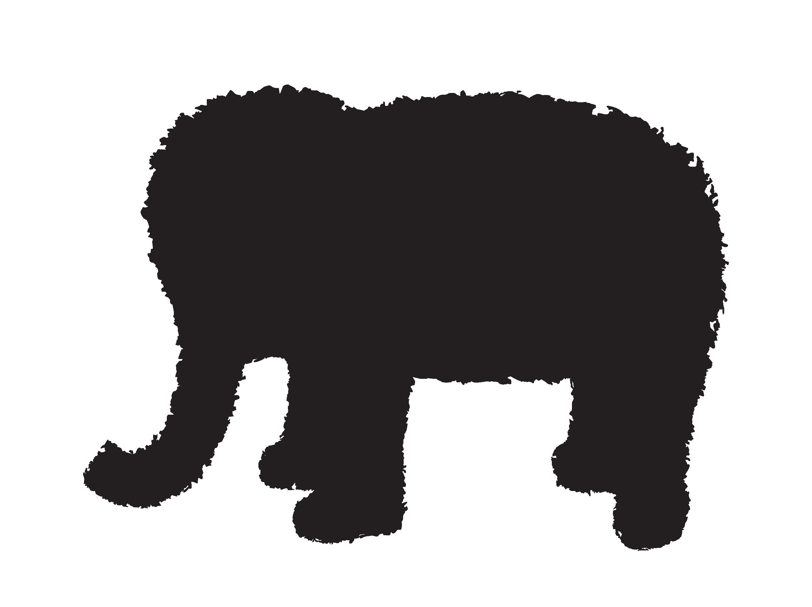 elephant life through art