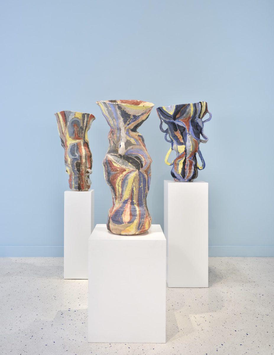 Ray Barsante with Galerie Lefebvre & Fils
