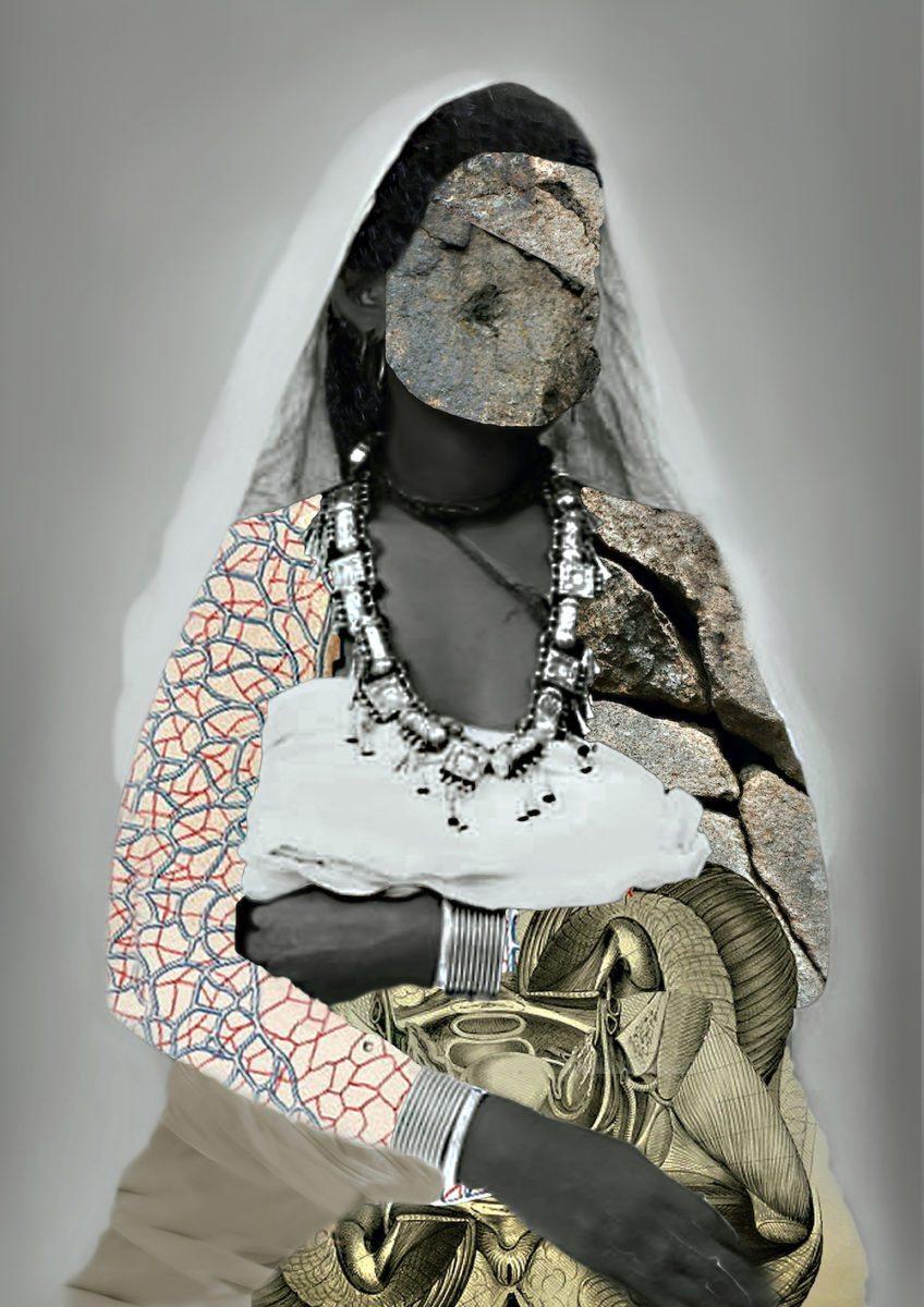 Lola Keyezua, Stone Orgasms, 2015