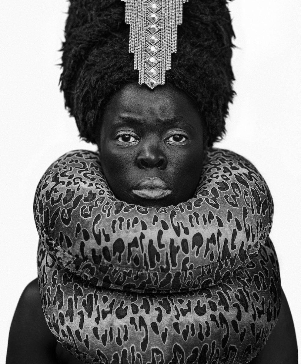 Zanele Muholi Xiniwe, I, Cassilhaus, Chapel Hill, NC, 2016 with Yancey Richardson Gallery & Stevenson Gallery