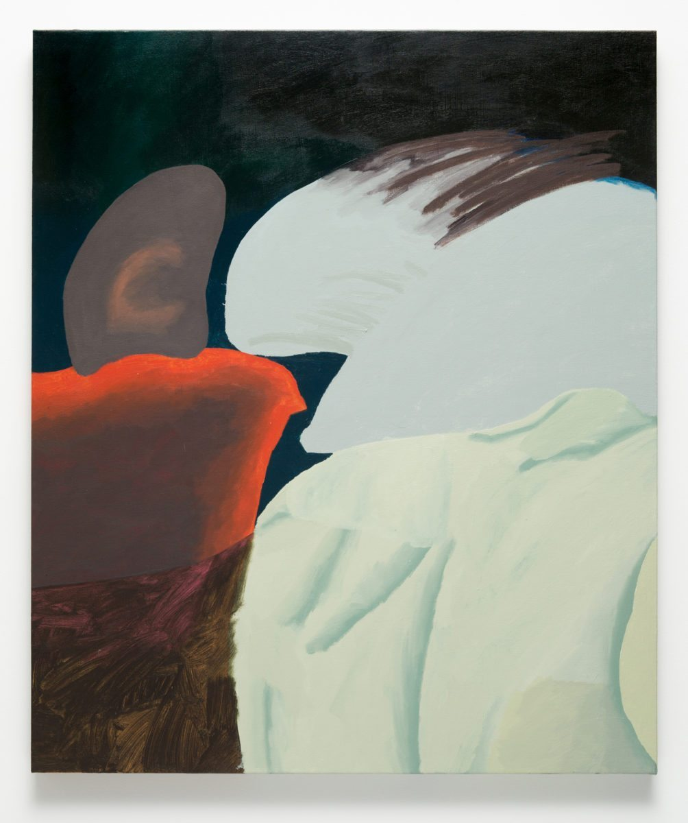 Odessa Straub, Back of Neck Willies,  2017 with September