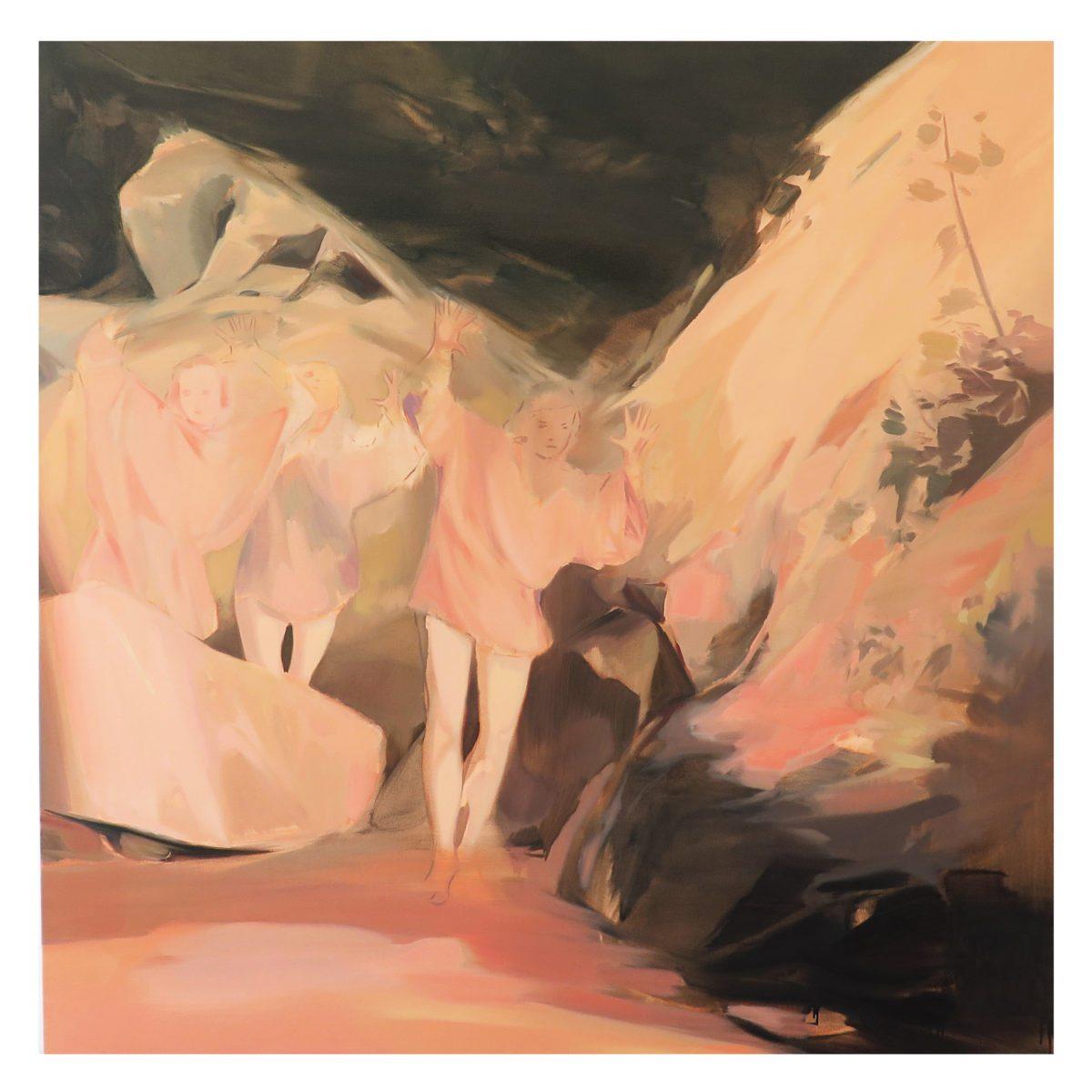 Corri-Lynn Tetz, Jazz Hands, 2017 with Lisa Kehler Art + Projects