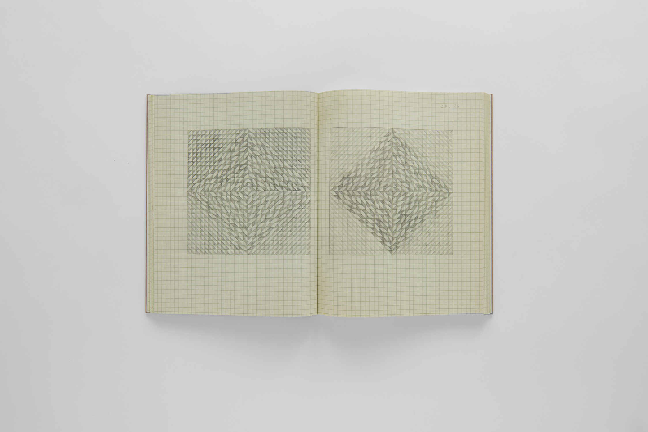 Anni Albers Notebooks, David Zwirner Books