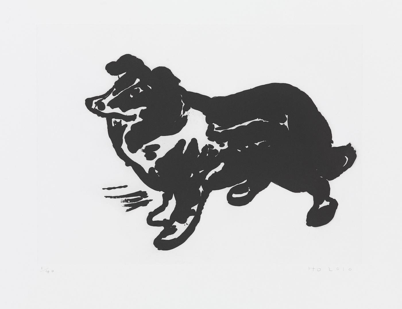 Humphrey Ocean, China Dog, 2010