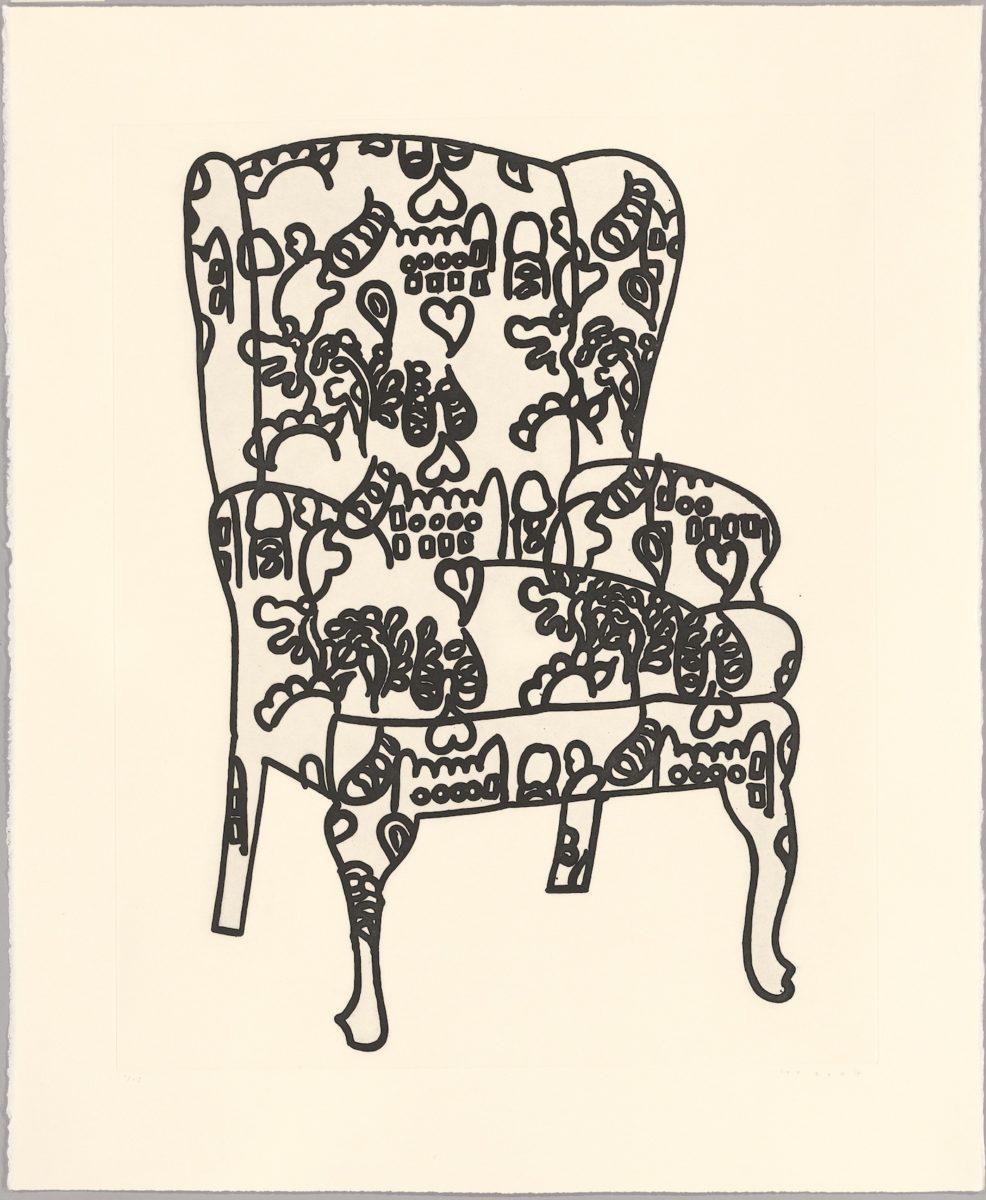 Love Chair, 2006