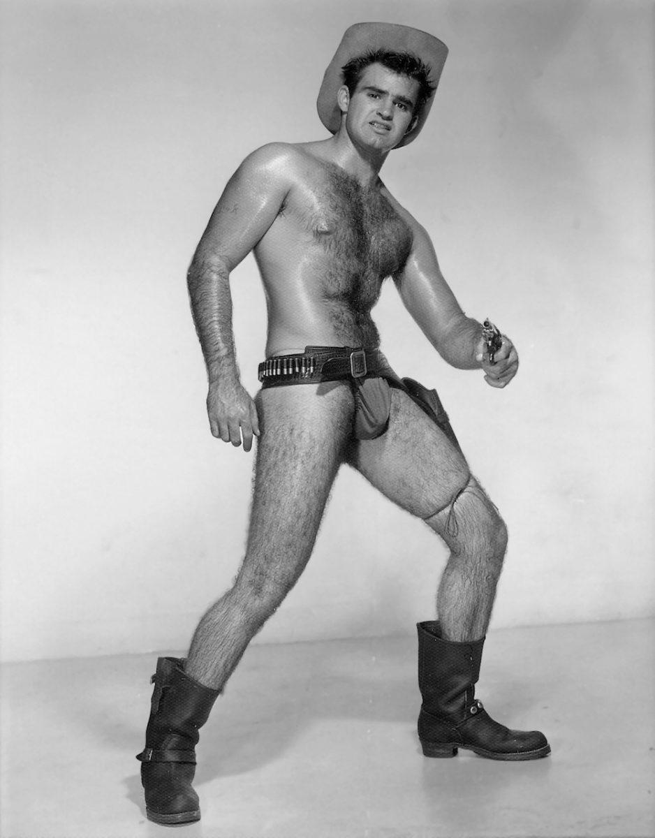Bob Mizer, Untitled (Kenneth Cunningham), early-mid 1960's