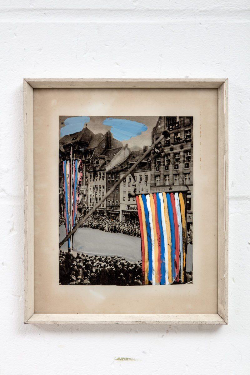untitled, 29.5x24.5cm, Gouche on paper, 2017