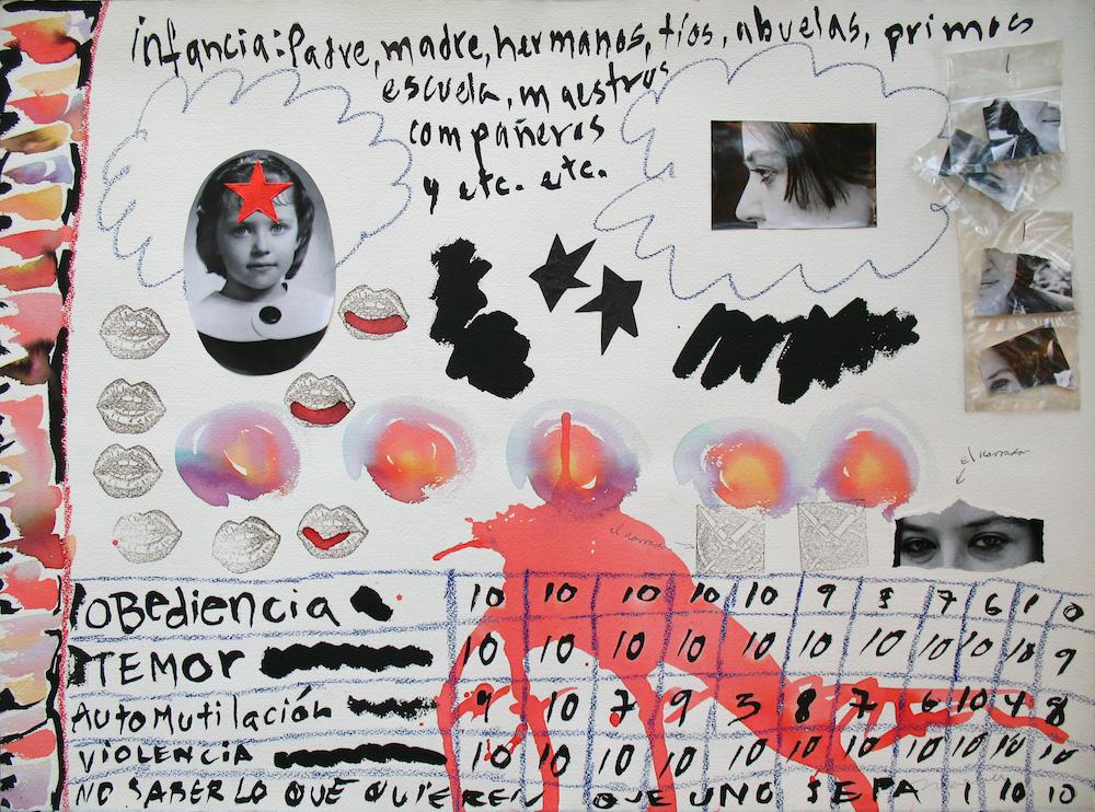 Magali Lara, Infancia y Eso, 1980 with MAGALI LARA/ Walden Gallery, Buenos Aires