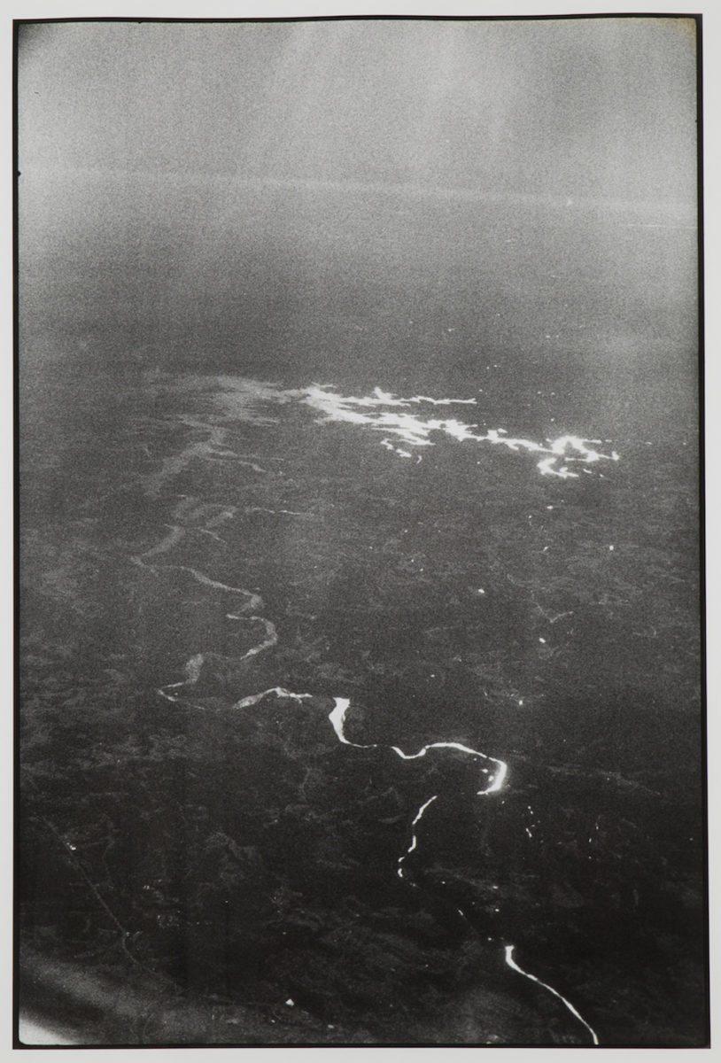 Zoe Leonard, Untitled Aerial [Shiny River no.2], 1988 - 2008 with Galleria Raffaella Cortese, Milan