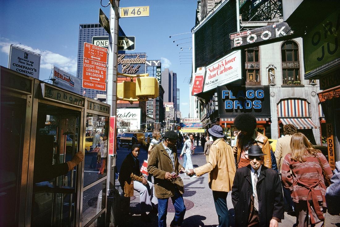 New York City, 1976
