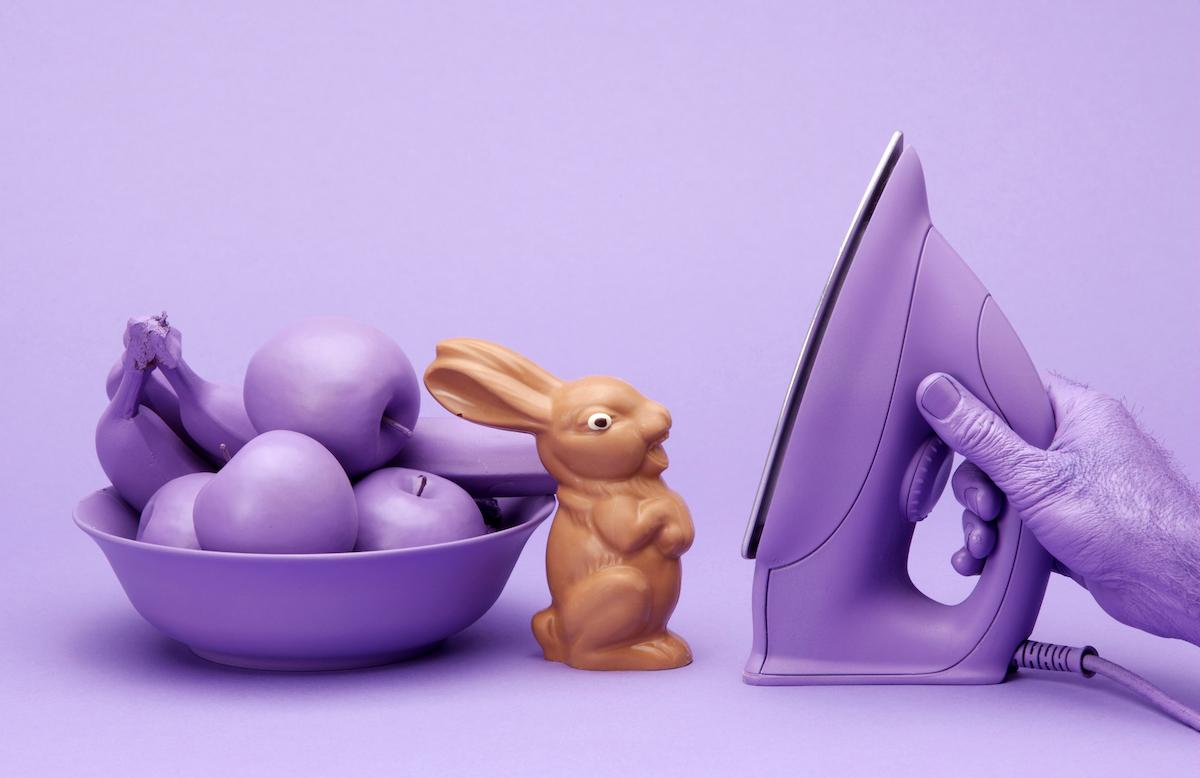 Lernert & Sander Chocolate Bunny 2007 Dutch artists filmmaker commercial advertising brands COS