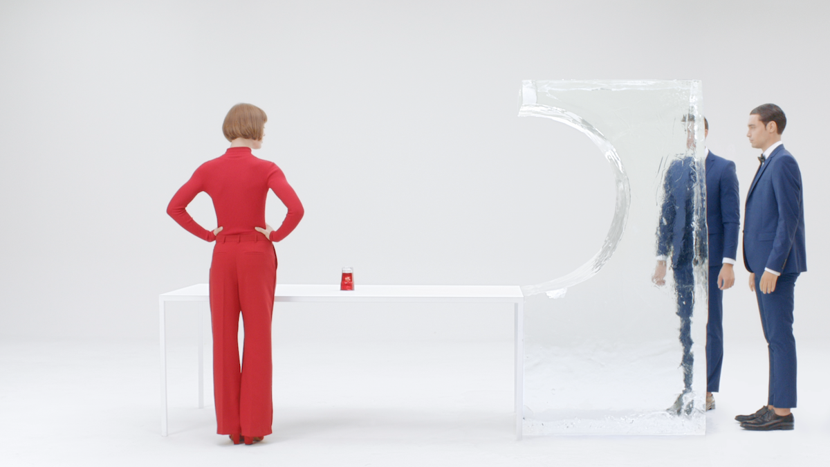 Lernert & Sander How To Drink A Campari, 2015 Dutch artists filmmaker commercial advertising brands COS