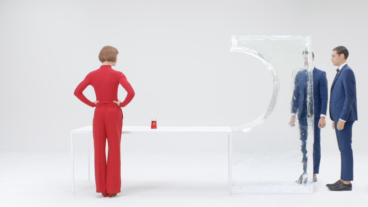 Lernert & Sander How To Drink A Campari, 2015 Dutch artists filmmaker commercial advertising brands COS