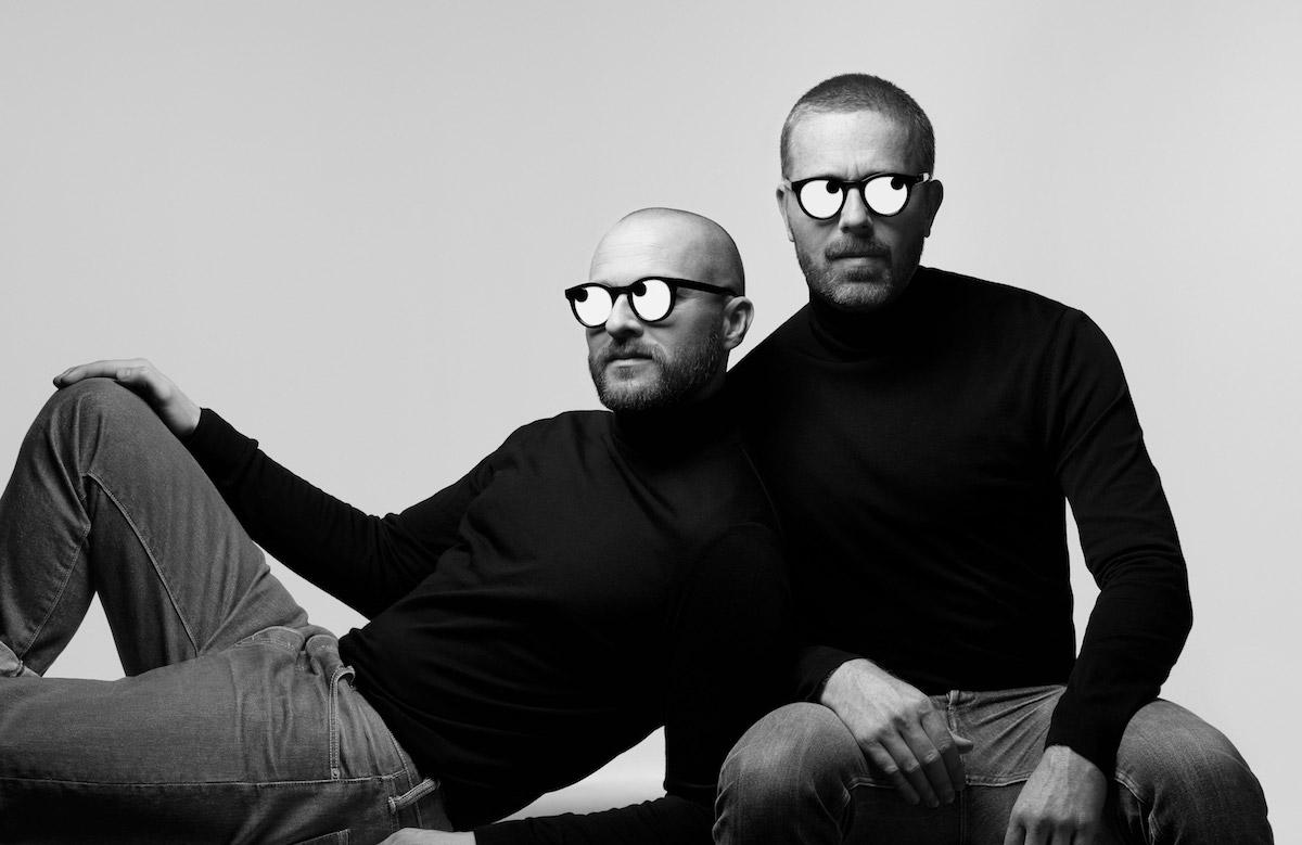 Lernert & Sander Rolling Eyes 2017 Dutch artists filmmaker commercial advertising brands COS Ace and Tate Glasses Eyewear