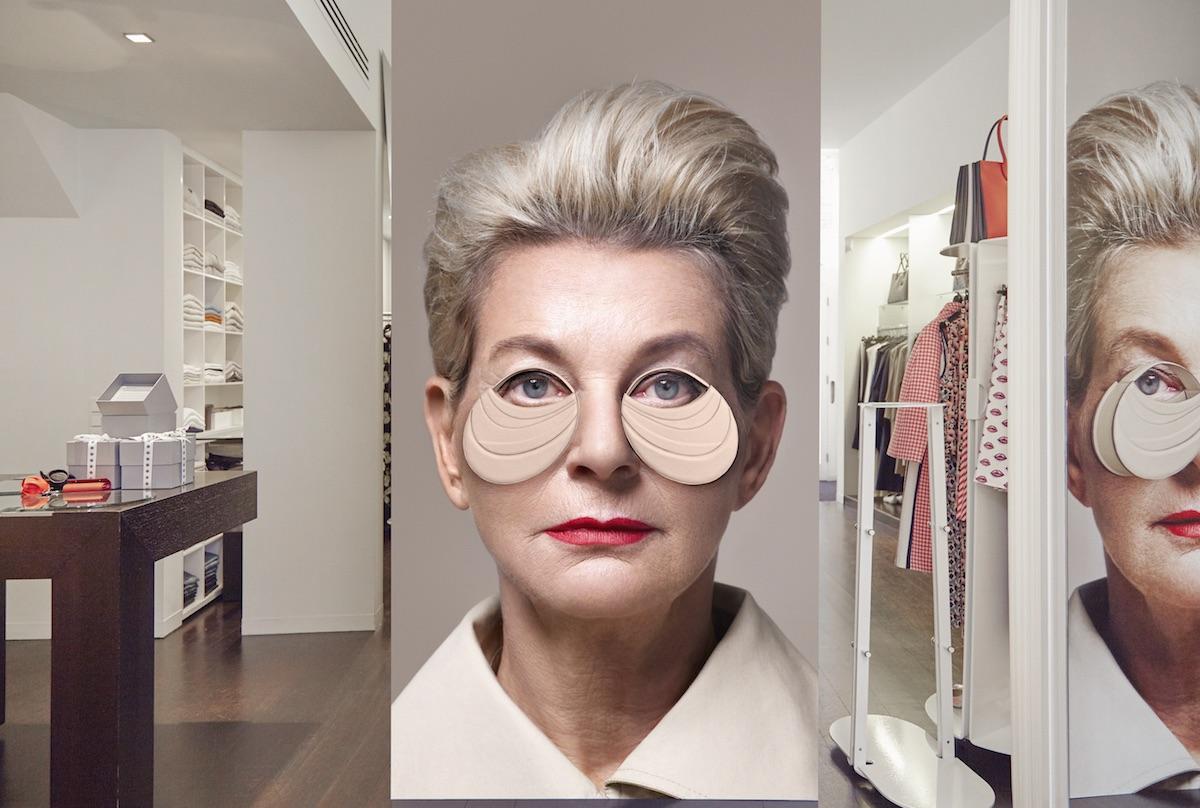 Lernert & Sander Bag Bag 2017 Dutch artists filmmaker commercial advertising brands COS Make-up