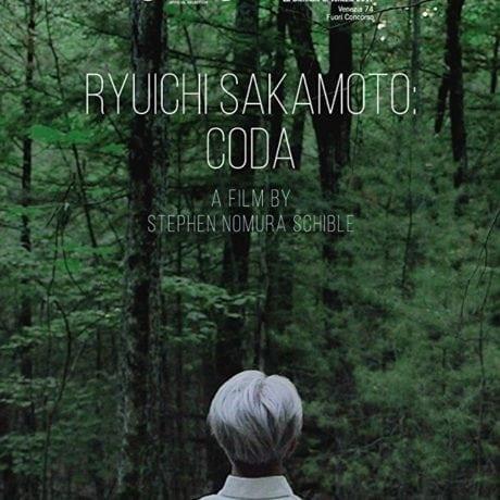 Ryuichi Sakamoto Coda Stephen Nomura Schible composer music
