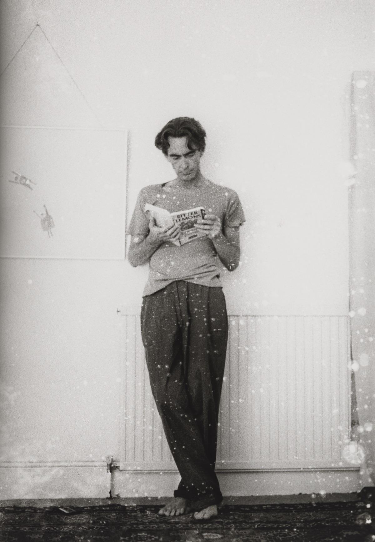 Ossie Clark David Gwinnutt National Portrait Gallery Before We Were Men Gay Queer London