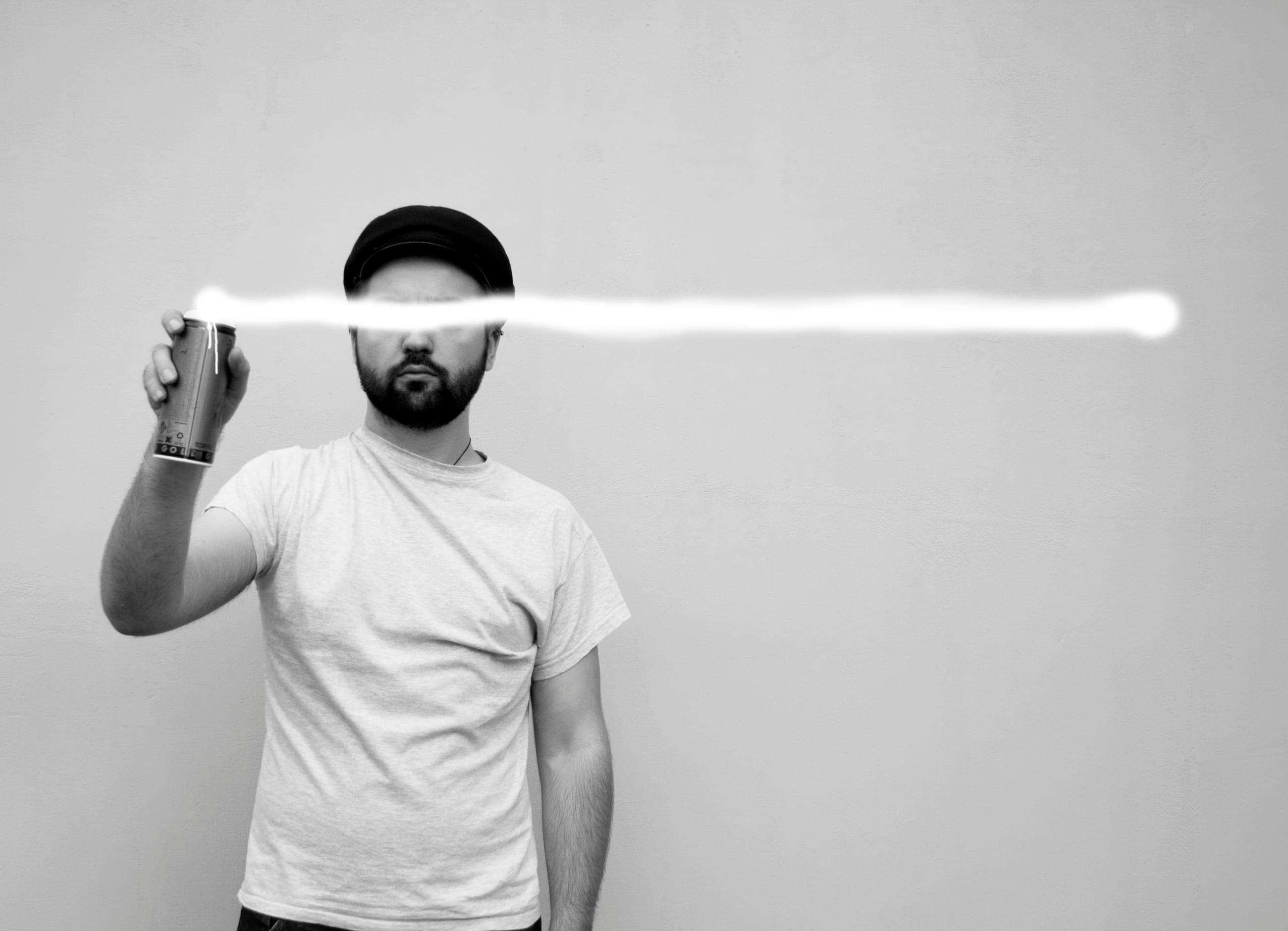 Sasha Kurmaz, Self-Portrait, 2012