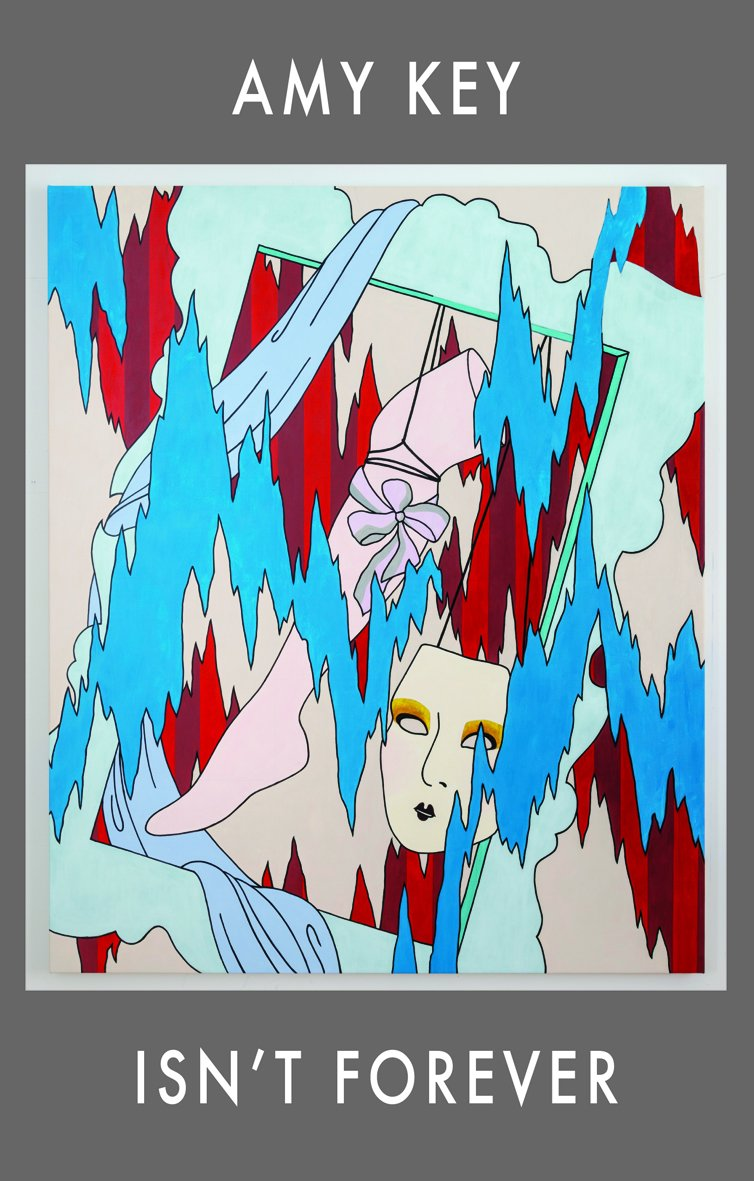 Amy Key, Isn't Forever; painting by Caitlin Keogh. Courtesy Bloodaxe Books