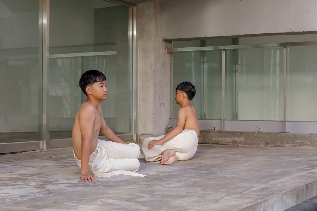 Tarik Kiswanson, The Other Side Of The Lip (2018) Palais de Tokyo / Asia Culture Center Photo credit: Kim Zinho