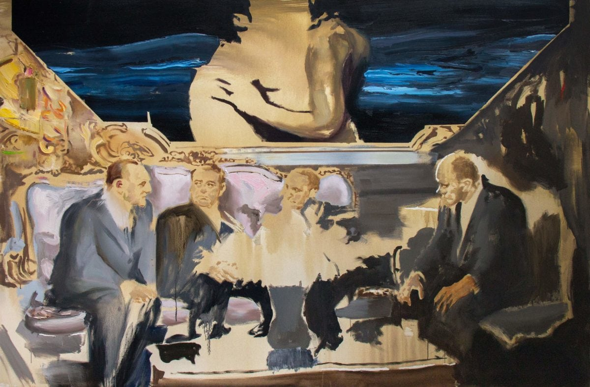Daniel Lannes, Cúpula, 2016. Courtesy: Luciana Caravello Contemporary Art