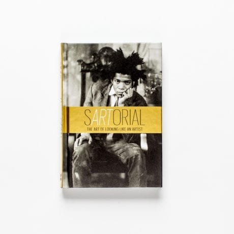 Sartorial: The Art of Looking Like an Artist, by Katerina Pantelides, published by Laurence King