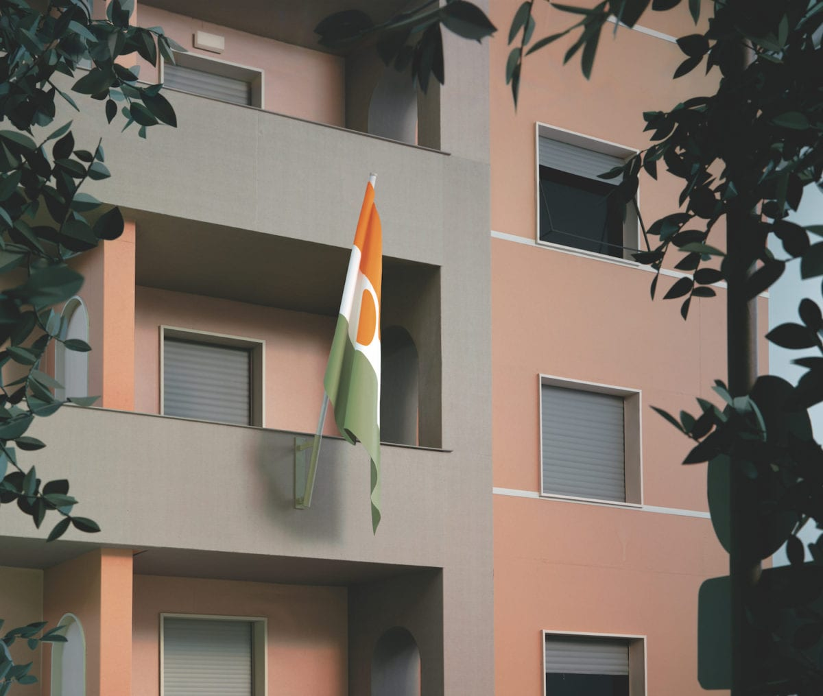 Embassy I, 2007