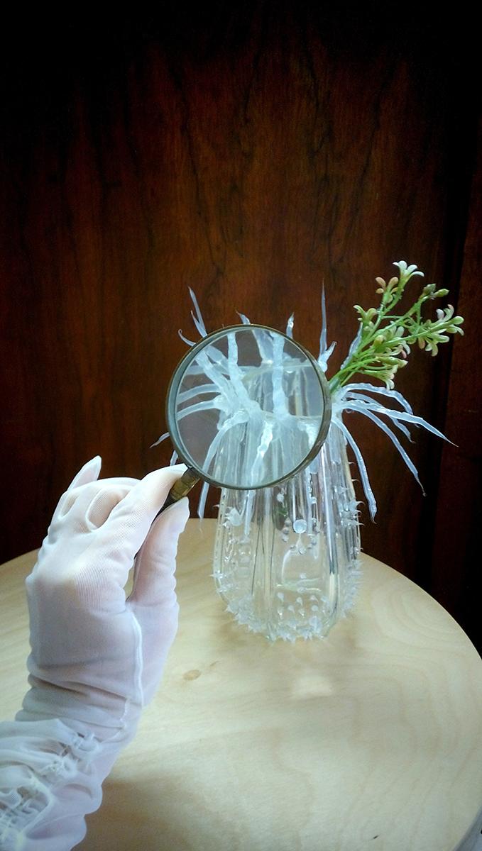 Nicole Spit, MicroBio vases (Studio Dáárheen)