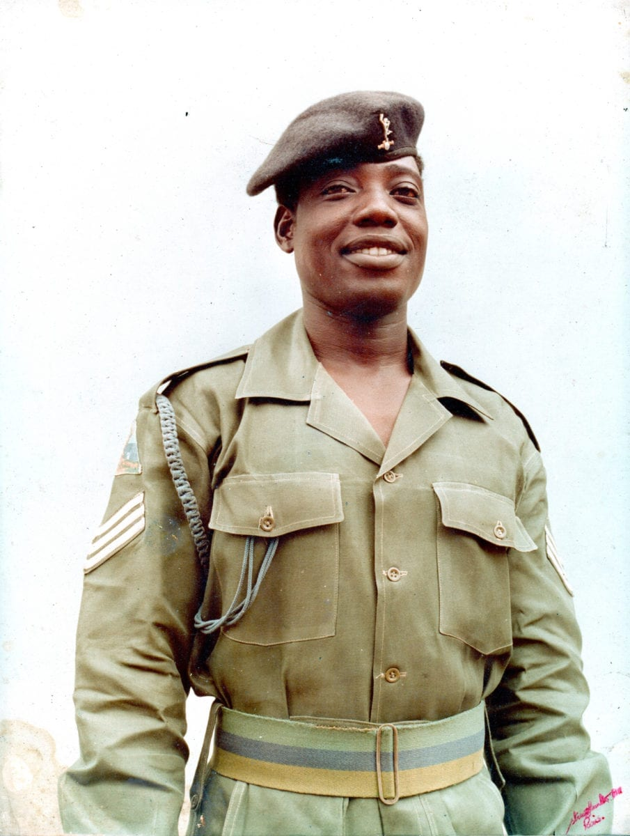 Olu Olatunde, Archival Images