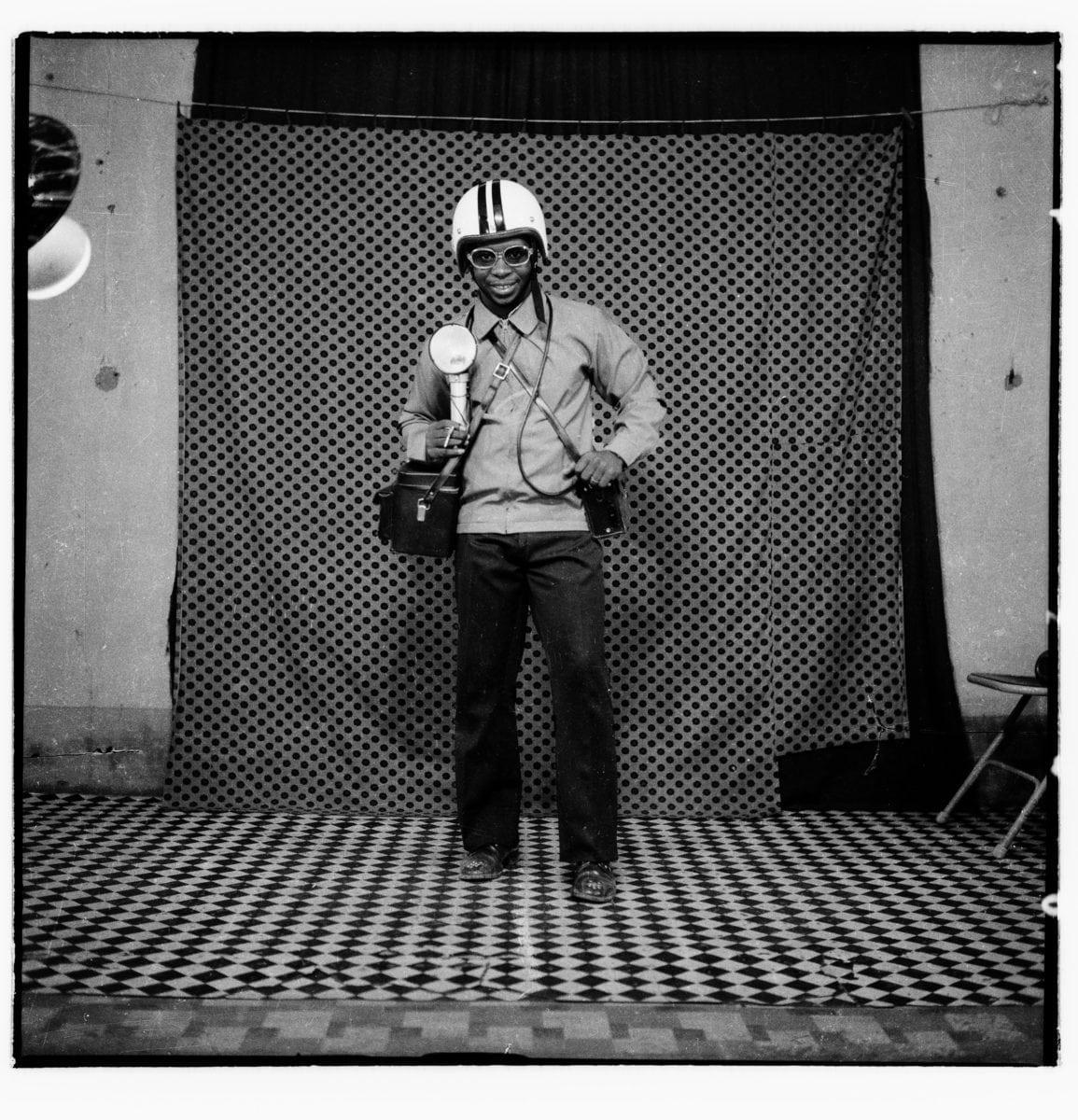 Sanlé Sory, Sory photographe, 1968 with Yossi Milo Gallery, New York