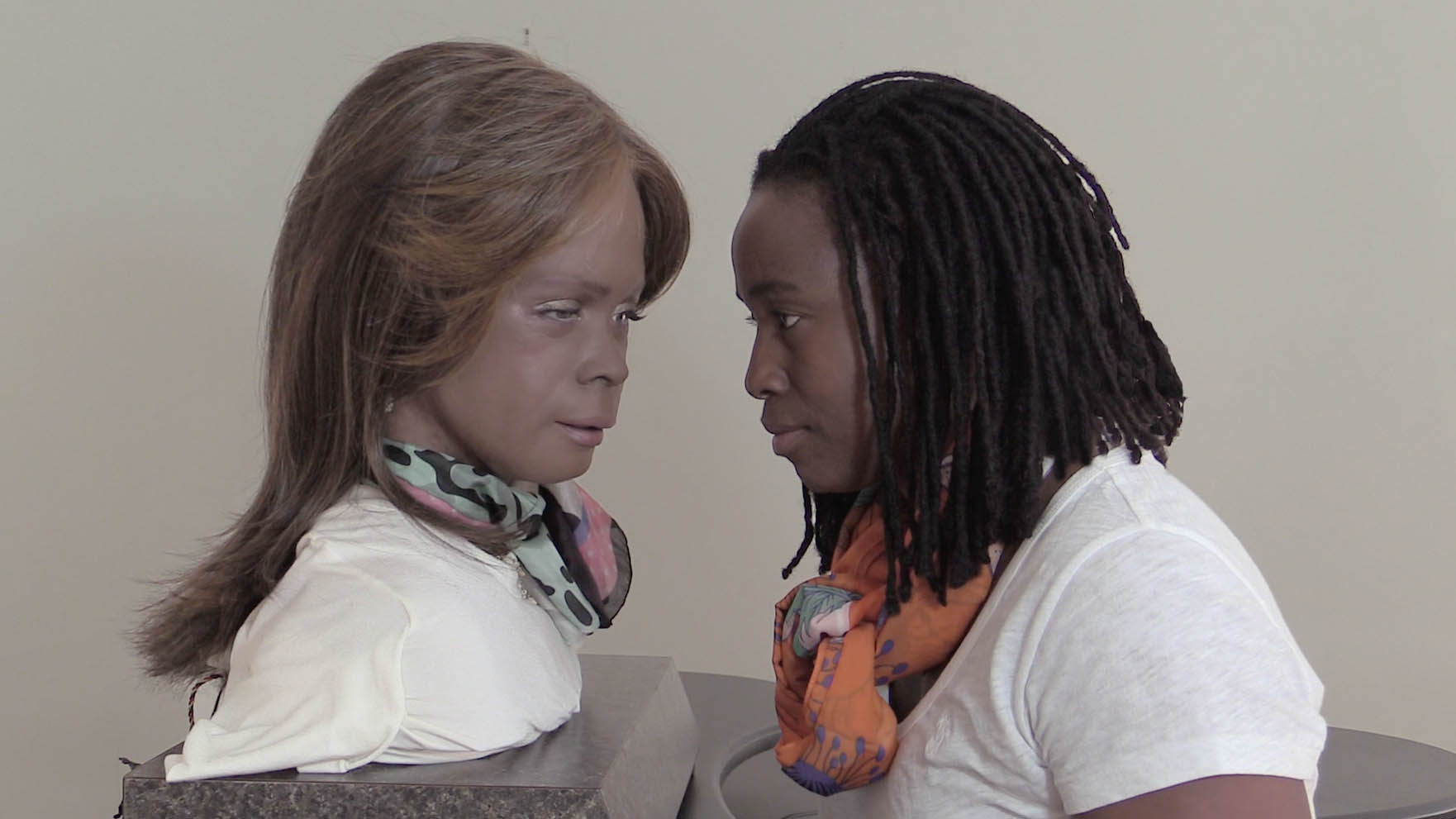 ROBOT LOVE. Stephanie Dinkins. Conversations with Bina48