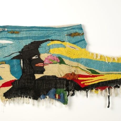 Joyce J. Scott and Elizabeth Talford Scott, Face. Courtesy the artist and Peter Blum Gallery, New York.