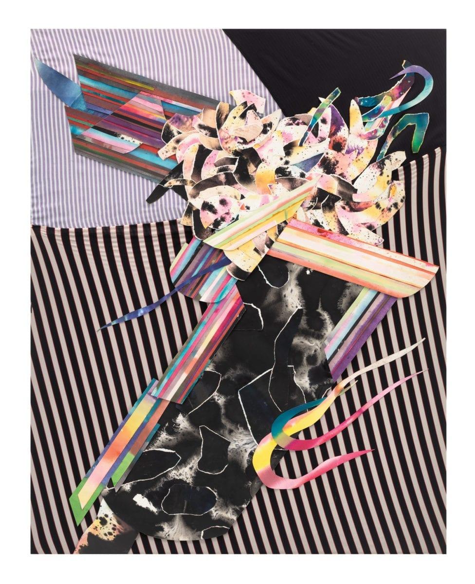 Al Loving, Untitled, 1982 with Garth Greenan Gallery