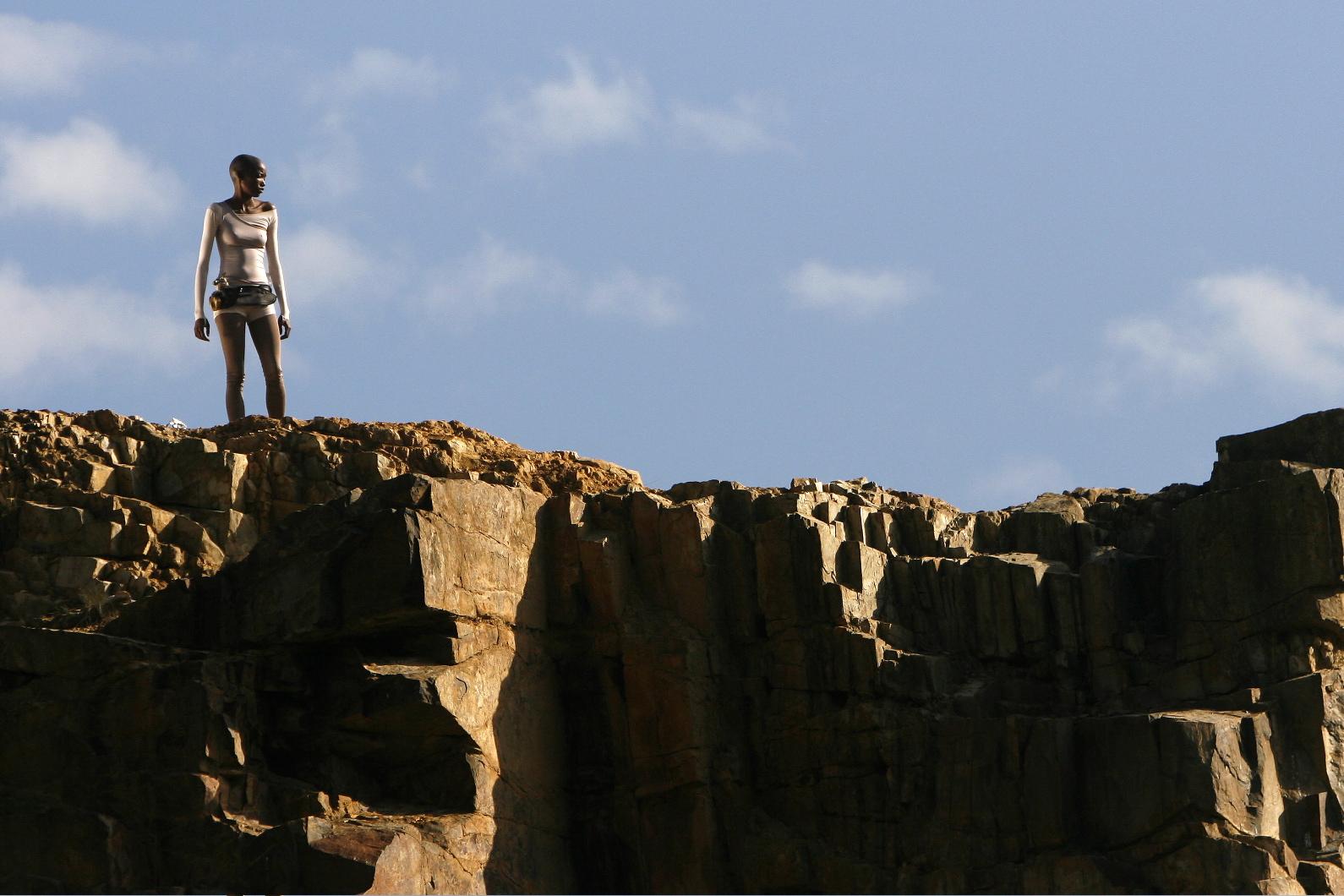 Wanuri Kahiu, Pumzi (film still). 2009