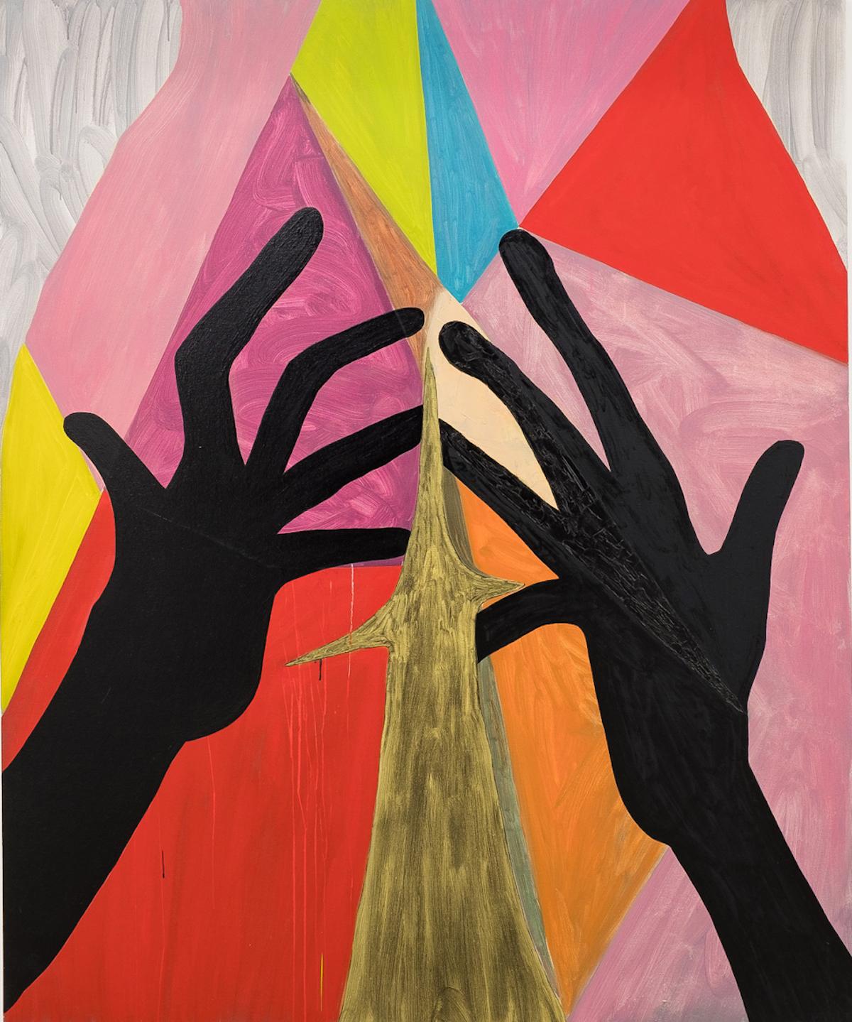 Anna Liber Lewis (2017 Griffin Art Prize winner), Head, 2017