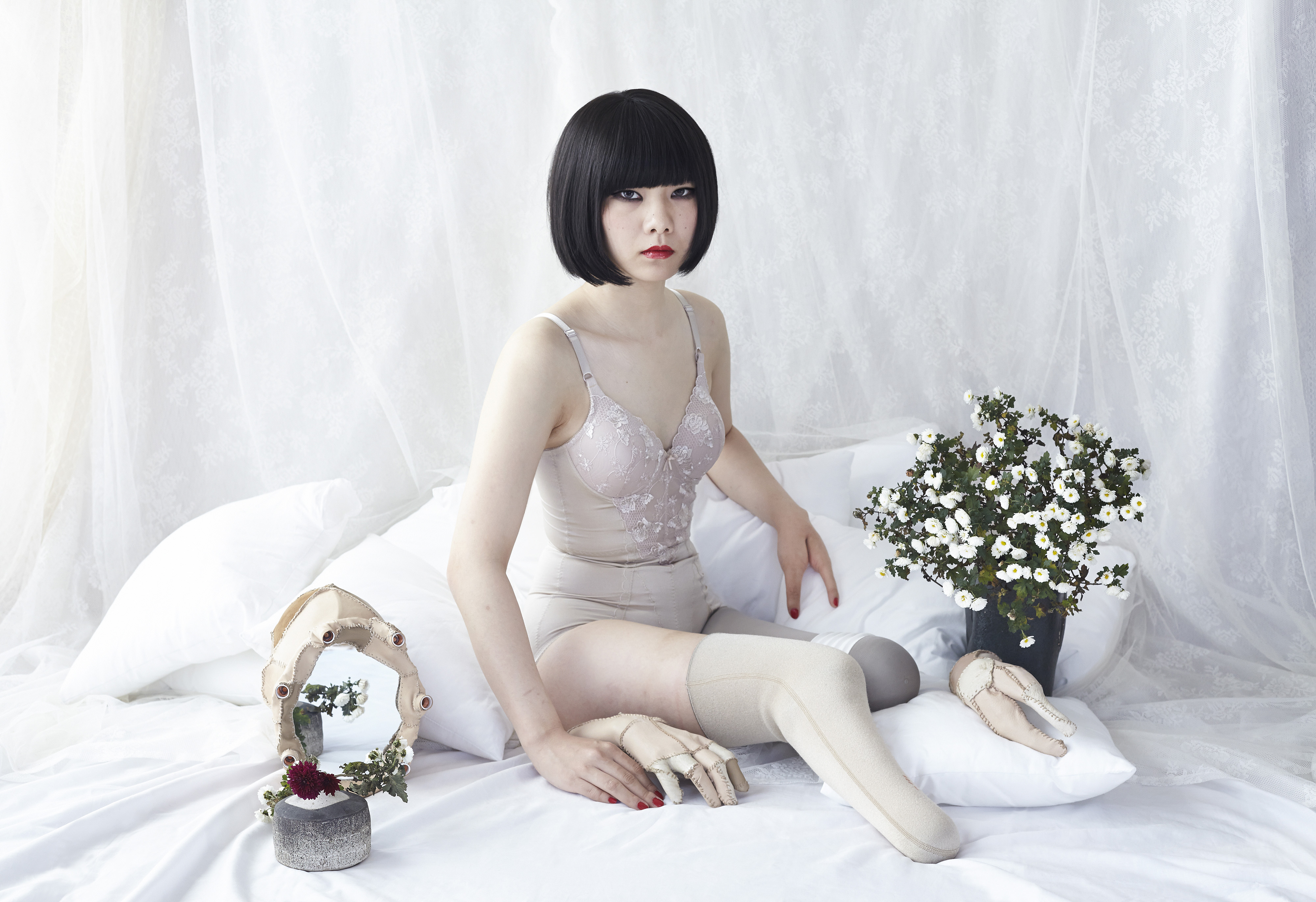 Mari Katayama, you're Mine #002, 2014. © Mari Katayama. Courtesy of rin art association