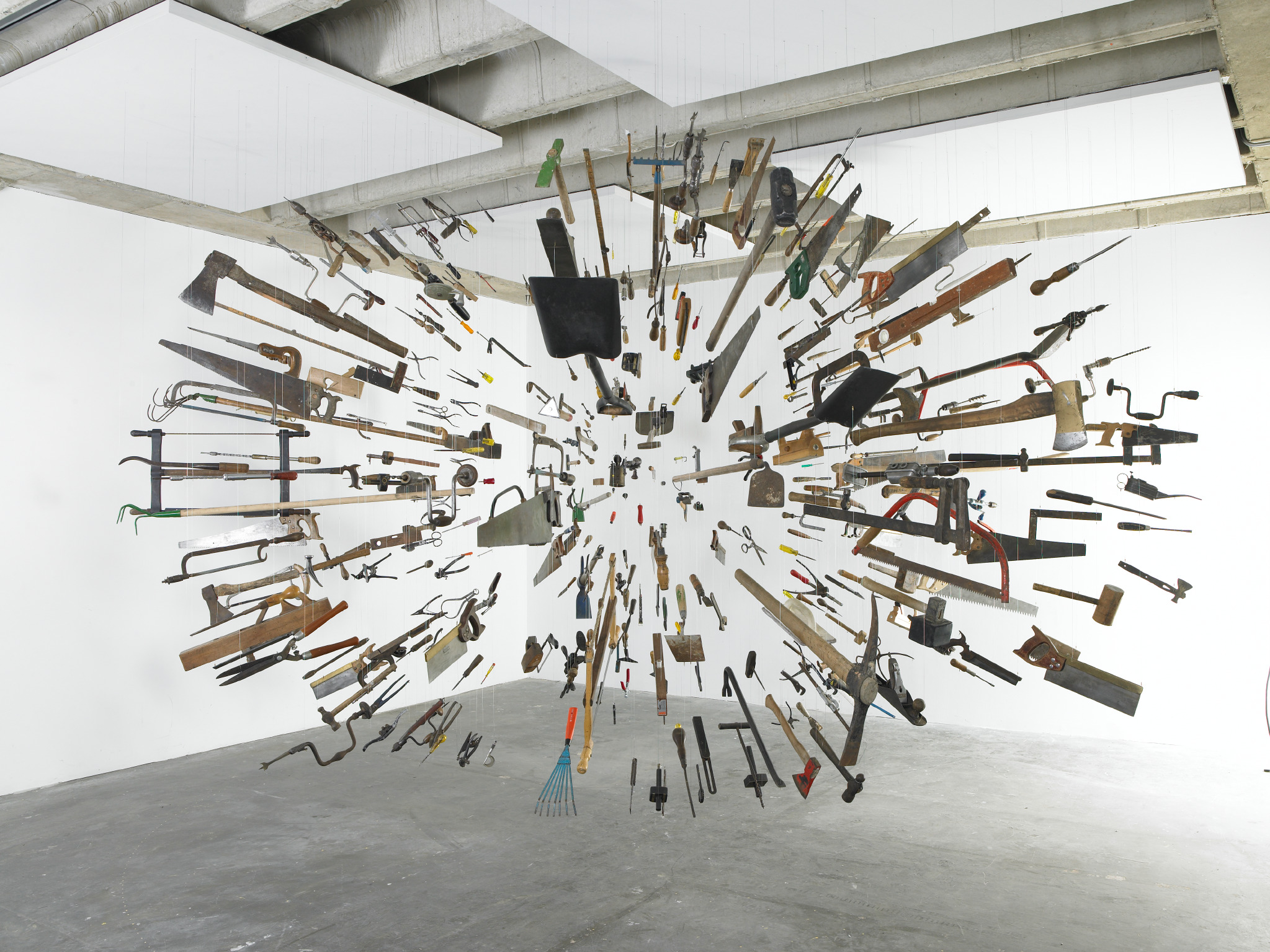 Controller of the Universe, 2007. Courtesy of the artist and White Cube, London