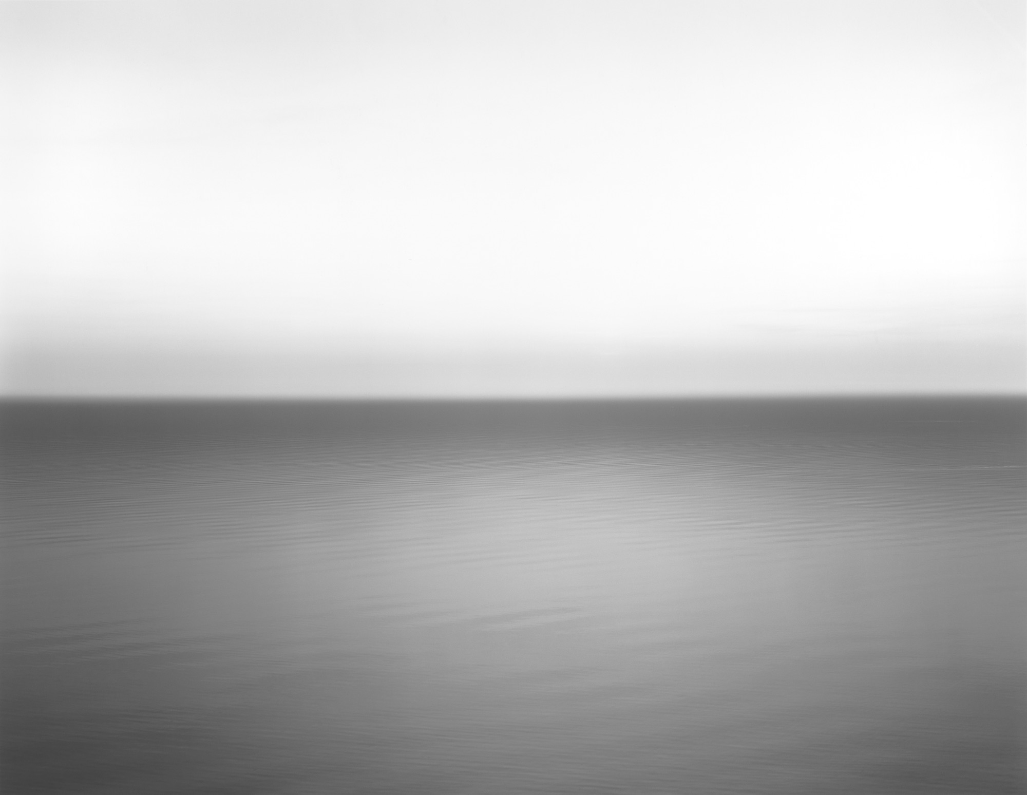 Hiroshi Sugimoto, Boden Sea Uttwil, 1993