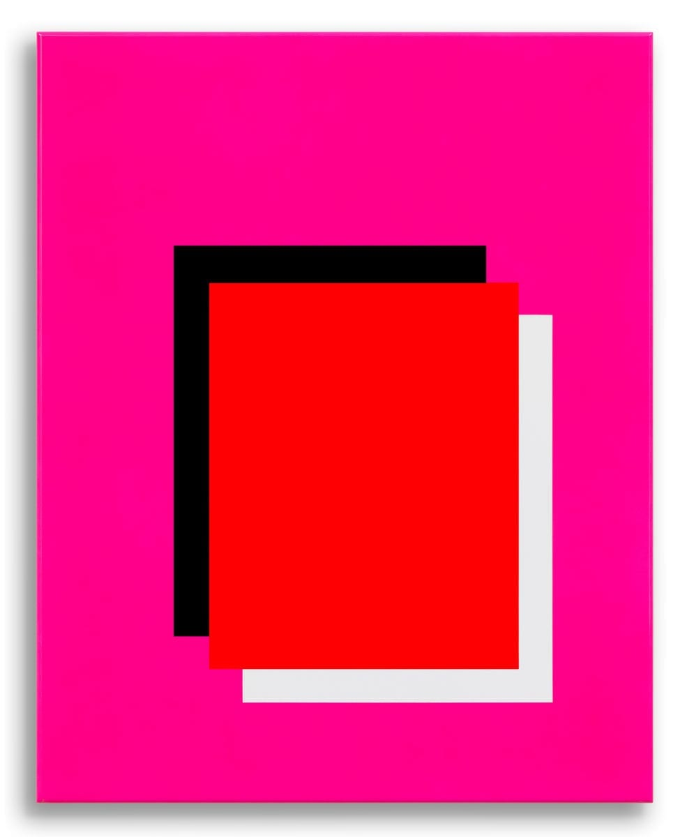 Gerold Miller, Set 454, 2018. Walter Storms Galerie
