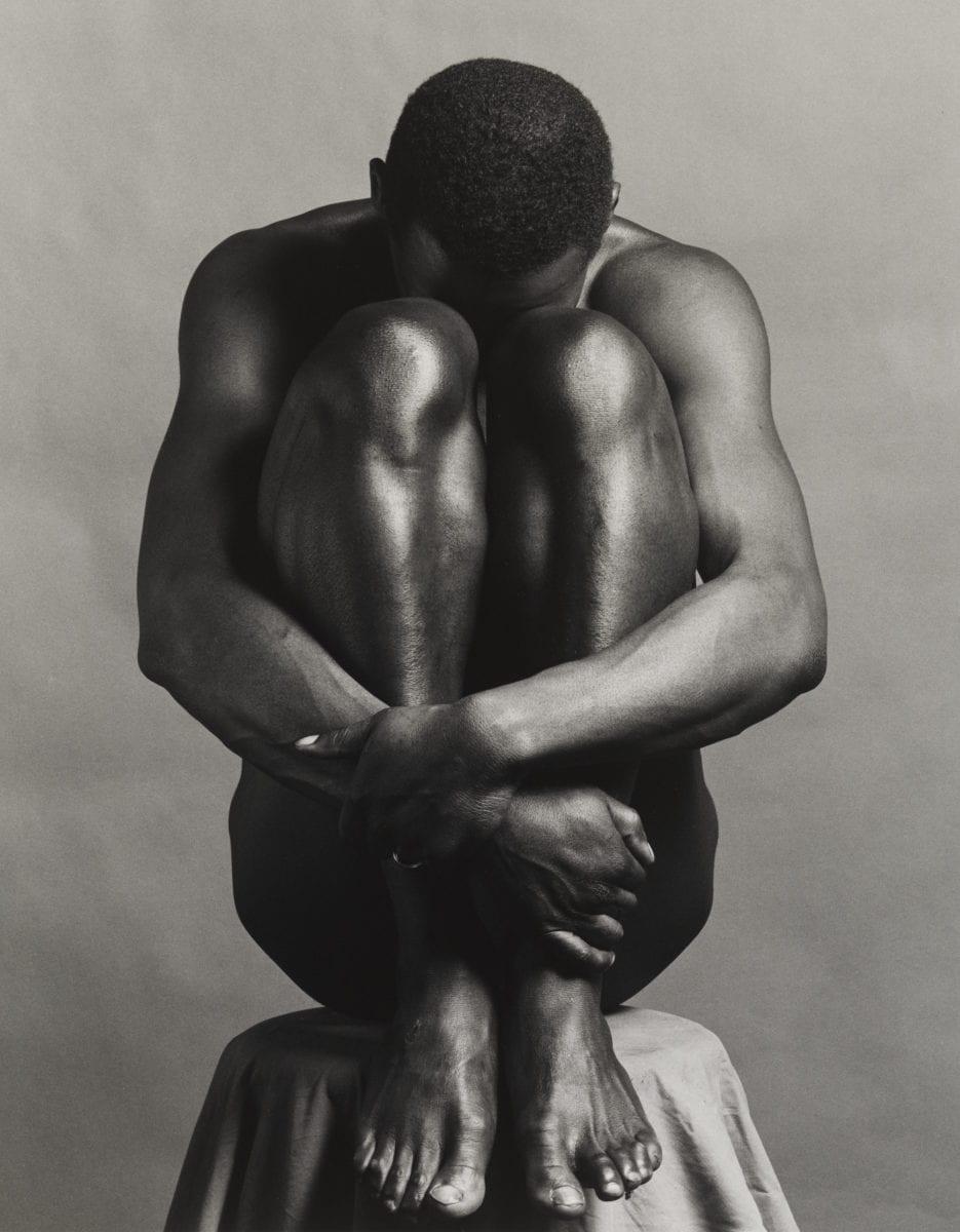 Ajitto, 1981. Courtesy  Solomon R. Guggenheim Museum, New York Gift, The Robert Mapplethorpe Foundation, 1995
