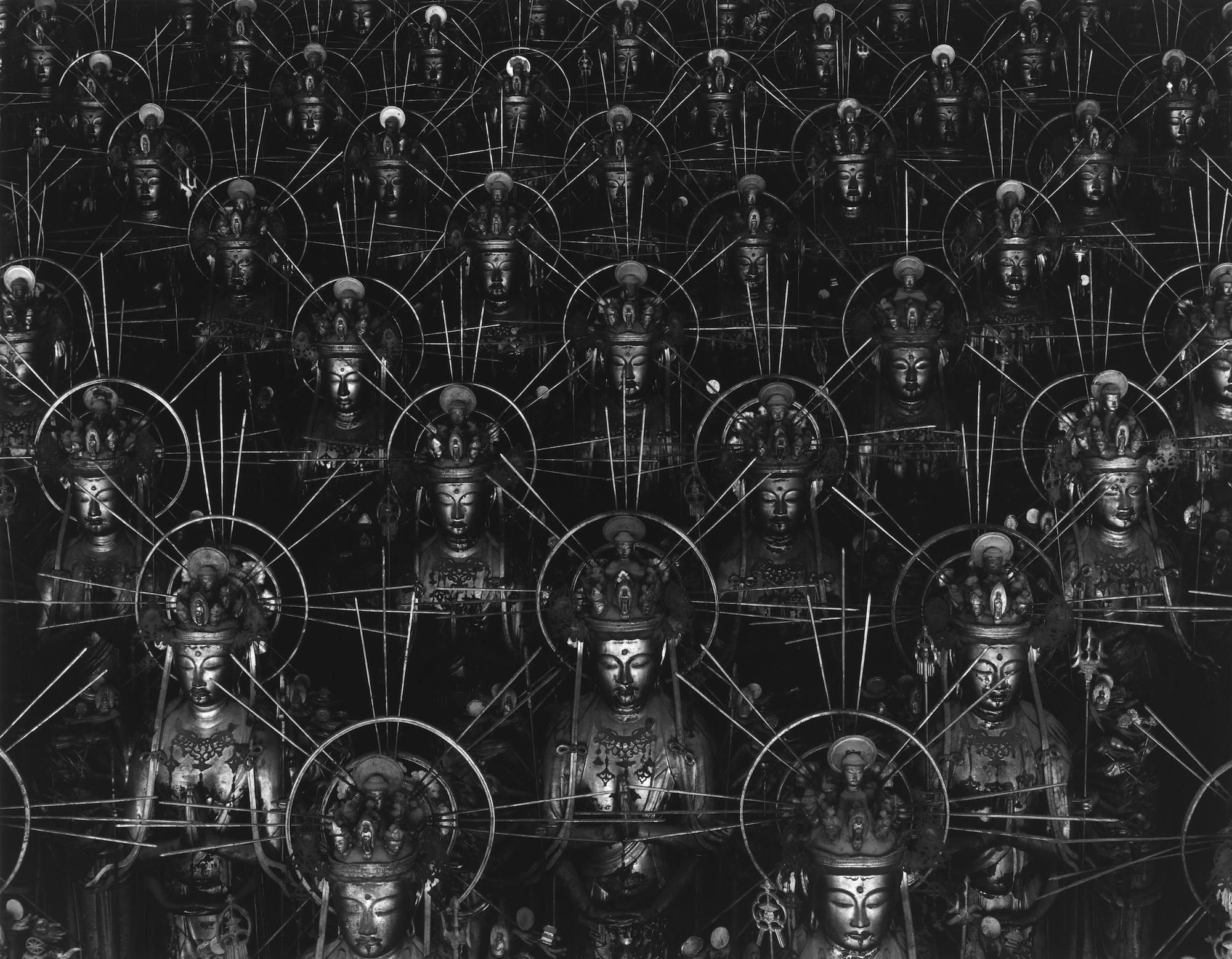 Hiroshi Sugimoto, Sea of Buddha 001, 1995
