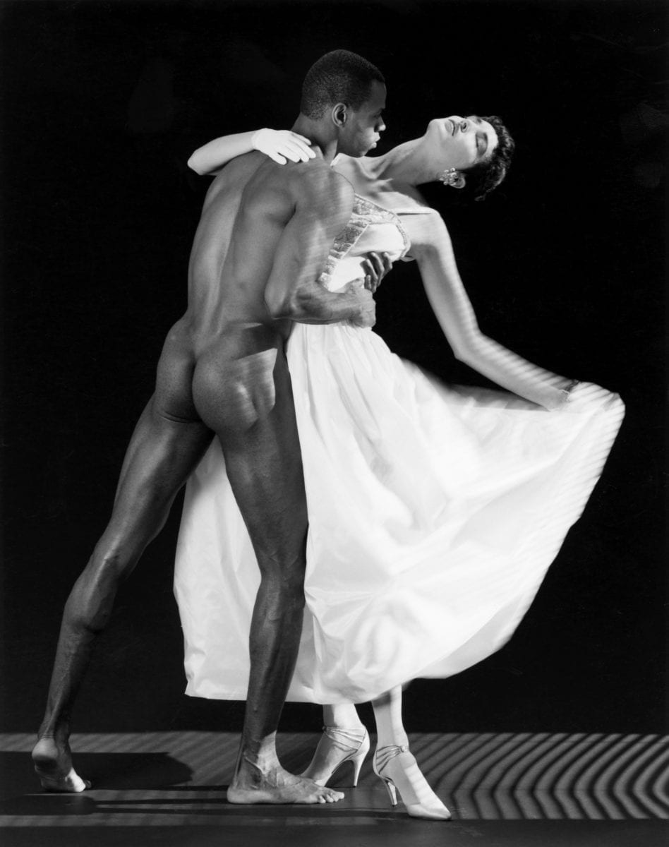 Thomas And Dovanna, 1986. Used by Permission © Robert Mapplethorpe Foundation
