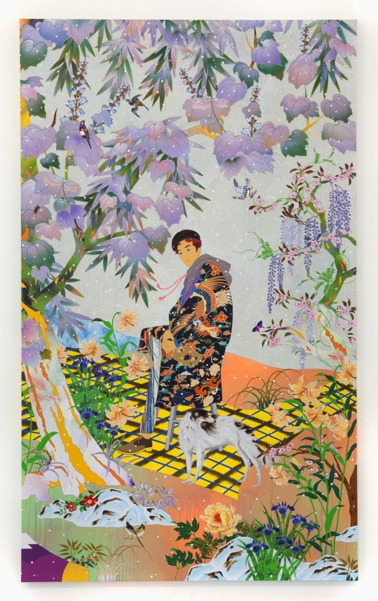 Tomokazu Matsuyama, Gotta Get Away, 2018. Zidoun-Bossuyt Gallery