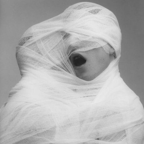 White Gauze, 1984. Used by Permission © Robert Mapplethorpe Foundation
