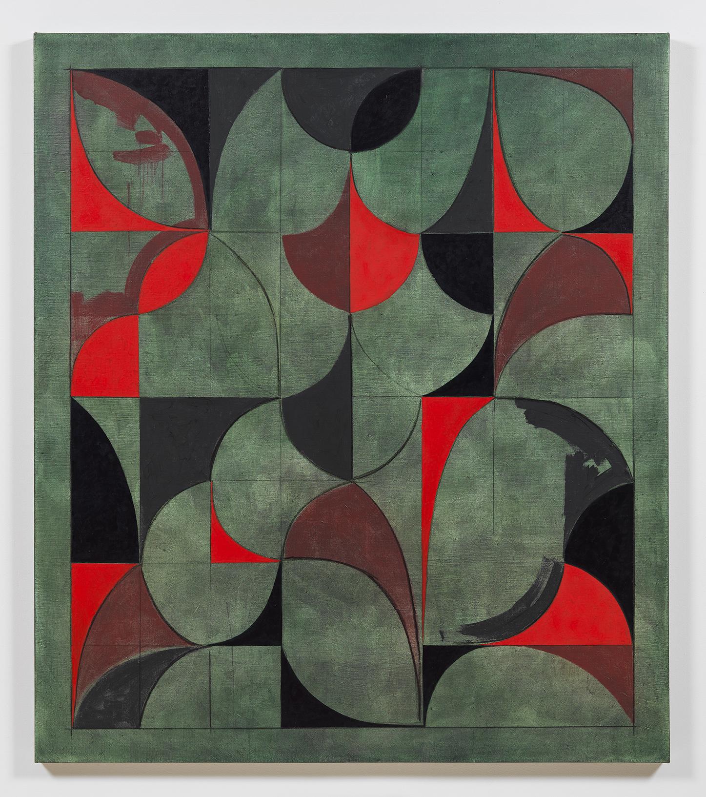 Kamrooz Aram, Arabesco, 2019, courtesy Green Art Gallery