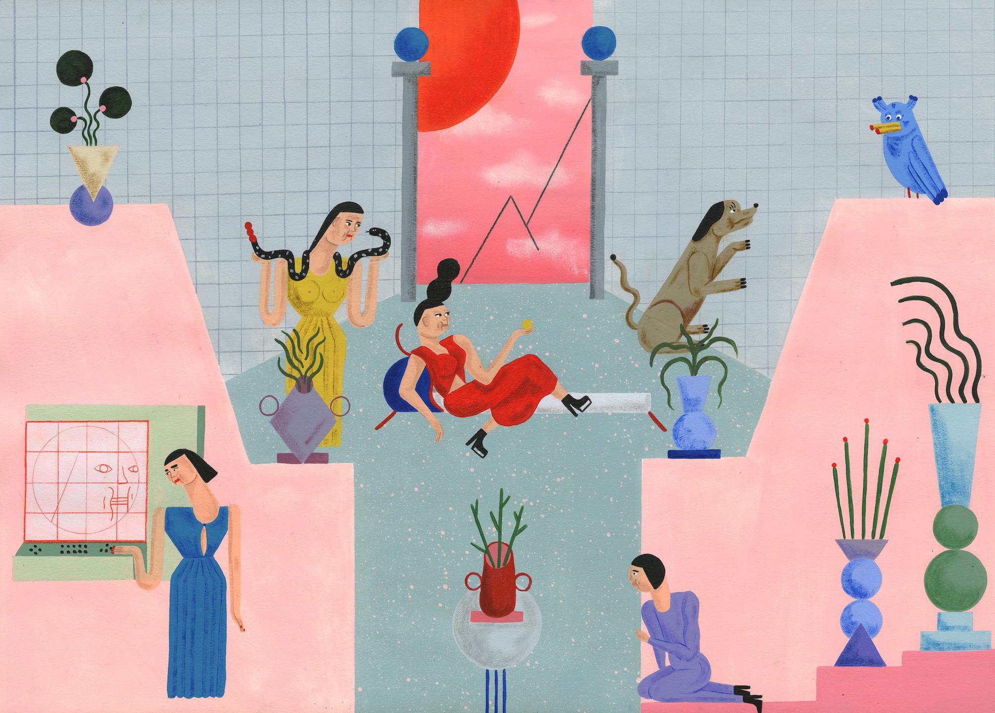 Work by Stefhany Y Lozano