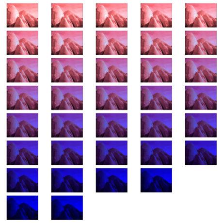 Douglas Mandry Equivalences Contact Sheet Image