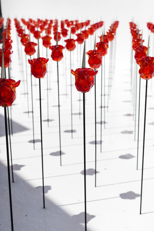 Renate Bertlmann at the 58th International Art Exhibition - La Biennale di Venezia, MayYou Live In Interesting Times. Photo by Francesco Galli. Courtesy La Biennale di Venezia