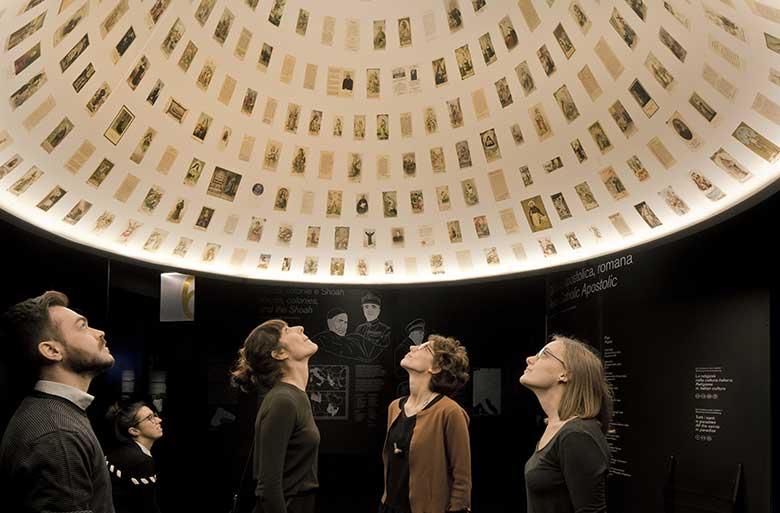 M9 museum interior, photograph by Alessandra Chemollo