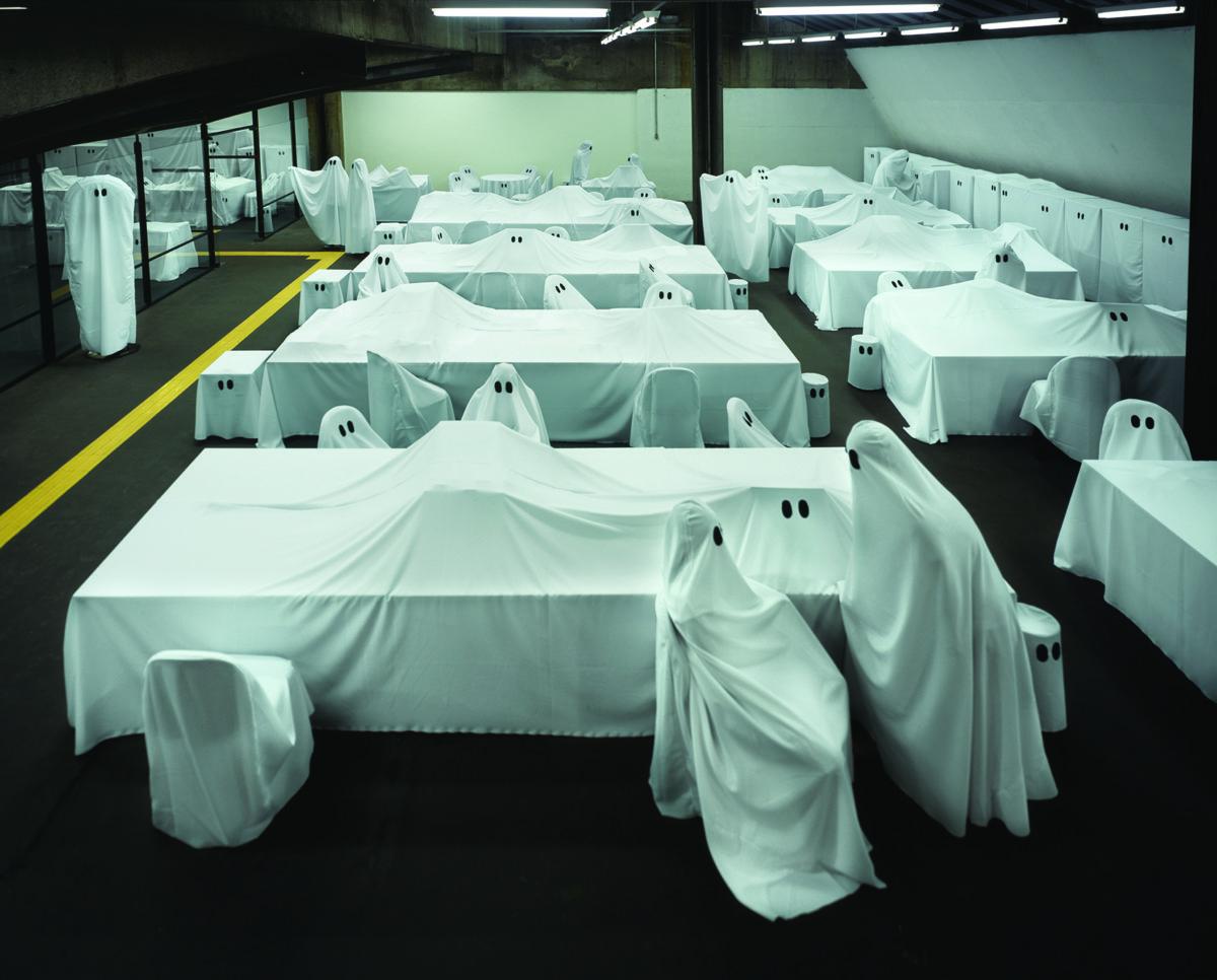 João Loureiro, The Phantom, 2008. Galeria Sé.